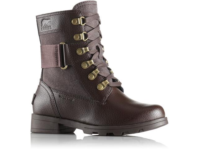 Sorel Emelie Conquest Boots Barn cattail/cattail